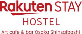 Rakuten STAY HOSTEL Art cafe&bar Osaka Shinsaibashi